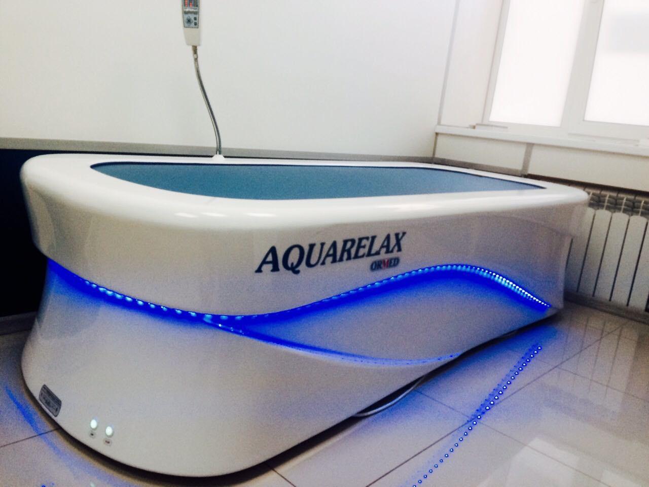 гидромассажная ванна акварелакс