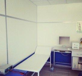 Физиотерапия в неврологическом отделении