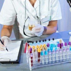 диагностики гельминтозов и протозойных инфекций