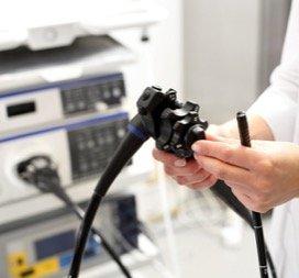Обследование тонким гастроскопом