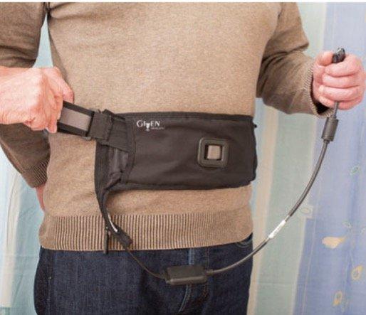 размещение датчиков при капсульной эндоскопии