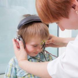 Исследование слуха ребенку Оренбург
