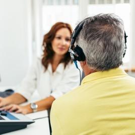 Клиническая аудиометрия в Сити Мед