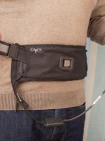 Размещение оборудования для капсульной эндоскопии
