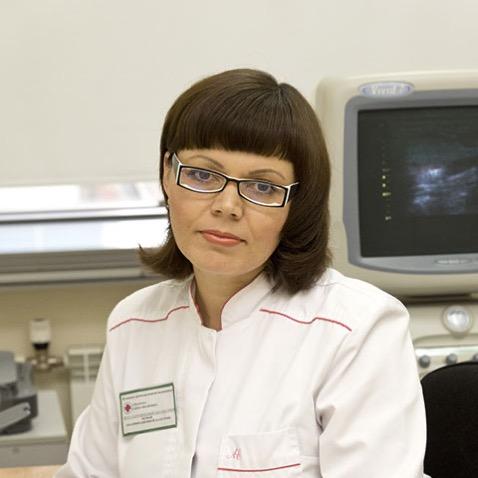 Токарева Елена Ивановна